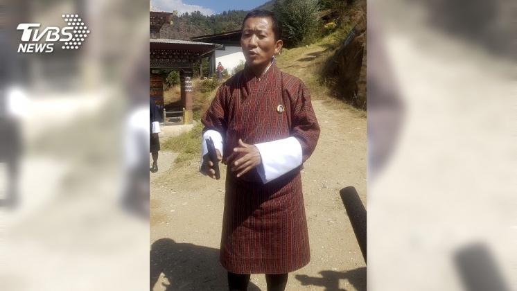 圖/TVBS 平日治國假日治病 不丹醫師總理愛運動