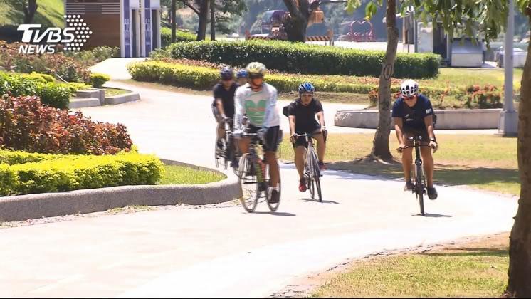 圖/TVBS 自行車事故年逼近萬 來自這三項壞習慣