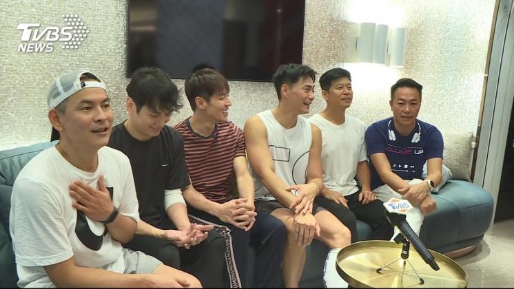 圖/TVBS 紅孩兒復出舞台 辦30週年音樂會見粉絲