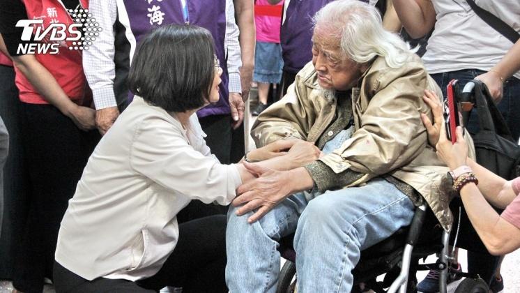 圖/TVBS 快訊/獨派大老史明深夜辭世 享嵩壽103歲