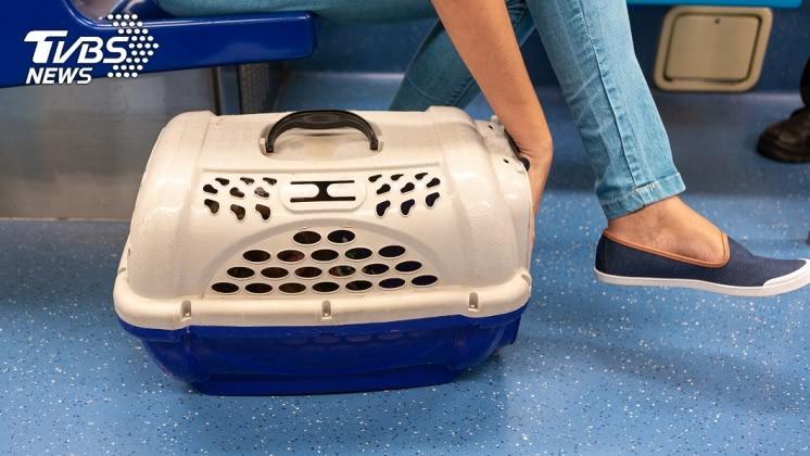 示意圖/TVBS 北科大設計共享寵物籠免自備 獲德國紅點設計獎
