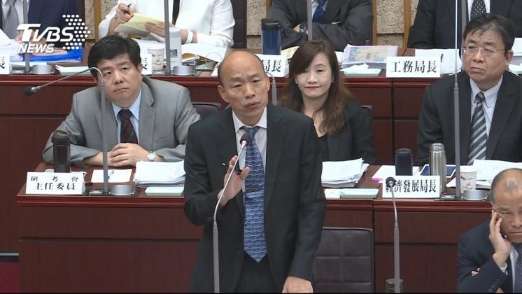 圖/TVBS 韓請假選總統 若10月中告假將扣薪27萬
