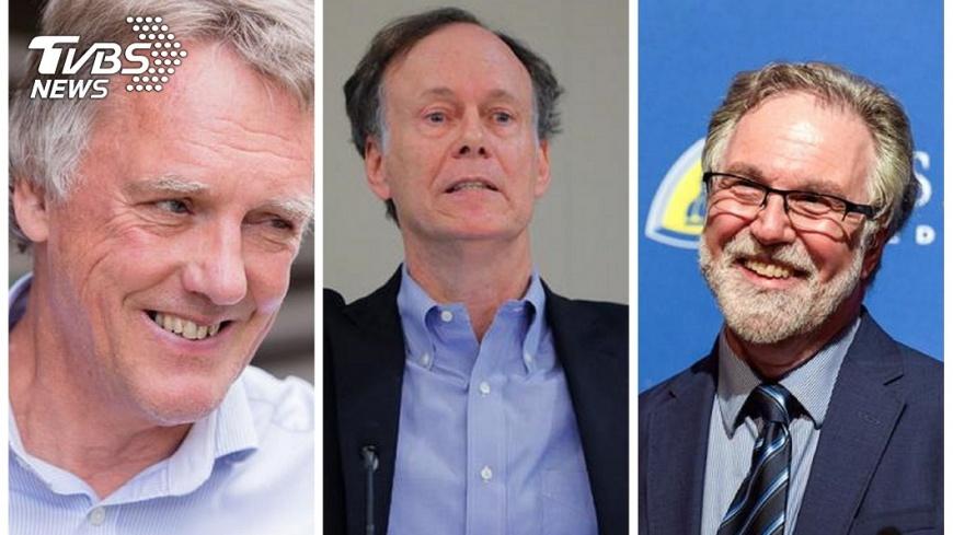 三位學者:瑞特克利夫、凱林、賽門沙(左至右),研究人體在缺氧狀態的生理機制,獲得2019年諾貝爾醫學獎。 【觀點】人在缺氧狀況下的調控 為什麼如此重要?