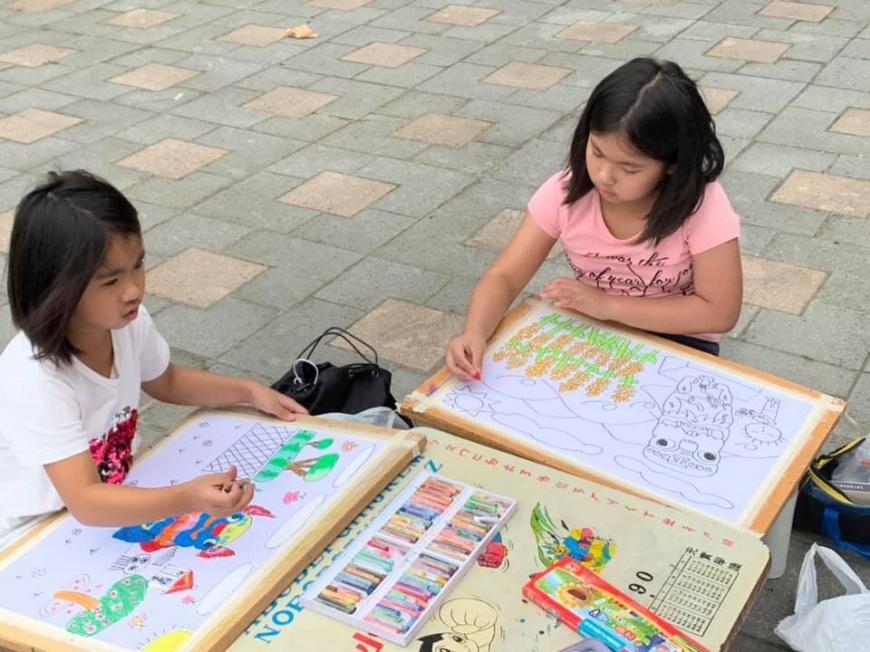 金沙鎮2019高粱老街風獅爺文化季