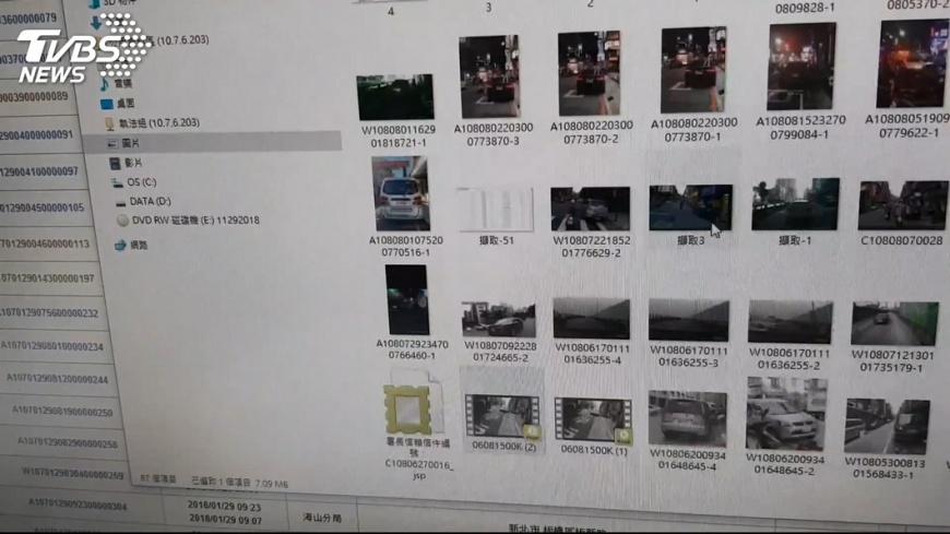 圖/TVBS 案件爆量!檢舉達人年達8千件 警累出病