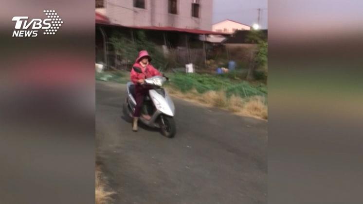 圖/TVBS 農婦怒控女警罵人、教唆檢舉 警家人澄清