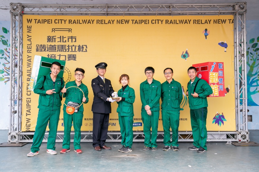 獎牌就是車票 台灣人數最多、笑聲最大接力賽熱烈報名中