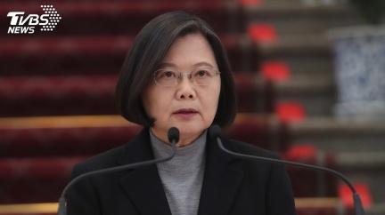 江啟臣再邀辯論萊豬 蔡總統:應先盡立委責任