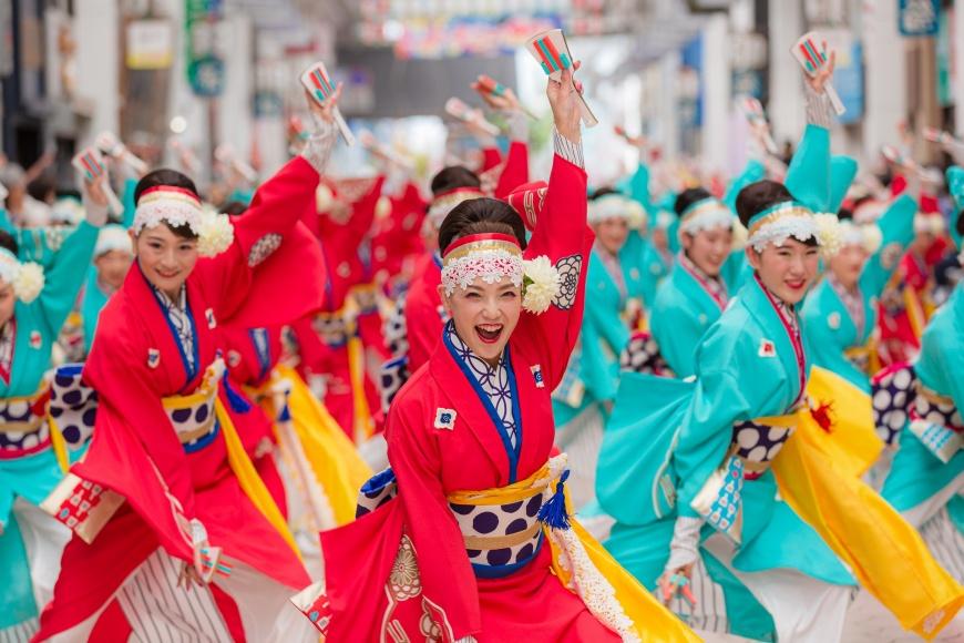 日本著名表演團隊「高知縣HONIYA」將參與台灣燈會草悟道踩街活動 燈會開幕重量級團體精彩演出 2/8草悟道踩街搶先看