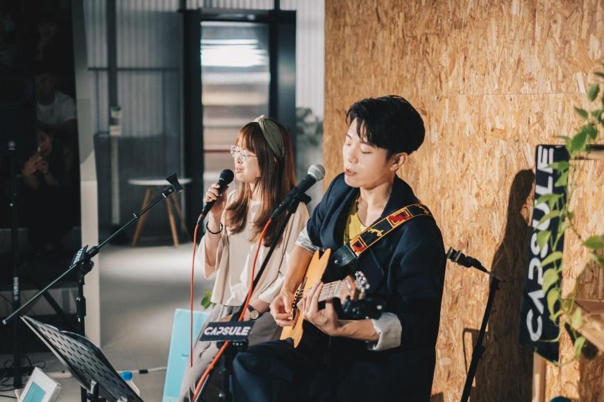 來自馬來西亞的 Soya手癢計劃與韋禮安合唱《有沒有》 韋禮安日前發行新專輯 聯手人氣 YouTuber