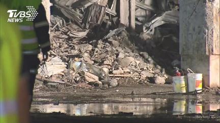 京華城坍塌! 小山貓工人遭鋼筋、水泥活埋