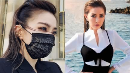 45歲謝金燕卸掉「超濃」眼妝 網驚:根本女大生