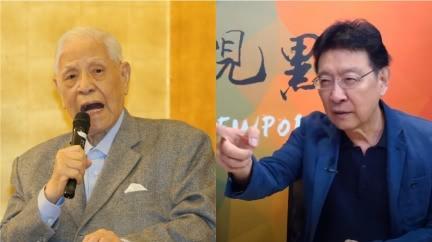 論李登輝功過!趙少康直言「黑金政治起源」:搞垮國民黨