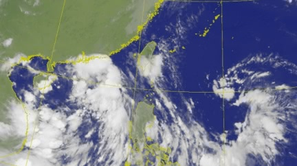 今起變天!氣象局發布豪雨特報 颱風爆發期曝光