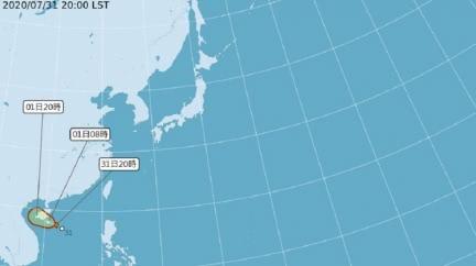 明晨恐生成今年第3號颱風!周日起影響台灣