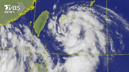 「哈格比」來勢洶洶!明有望放颱風假? 專家回應了