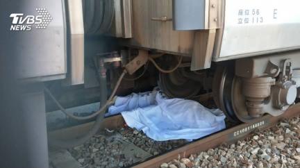 台鐵田中站驚傳婦人落軌 遭火車輾過「上下身分離」慘死
