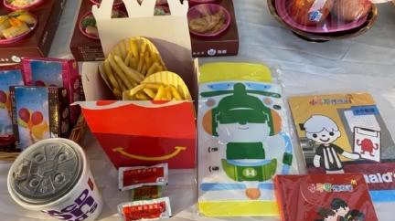 送7歲妹最後一程…麥當勞破例「早7現炸薯條」暖哭眾人