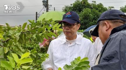 「治水」狂被比較 陳其邁:韓國瑜已離開高雄