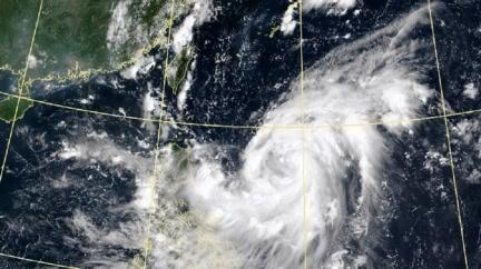 梅莎恐成今年最強颱!明開學日最接近台灣 降雨熱區曝光