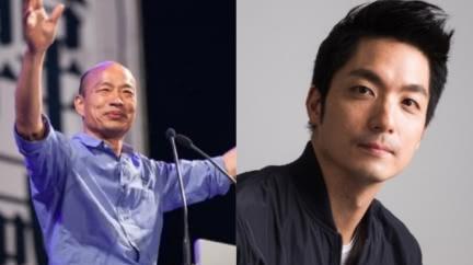 蔣韓對決開打? 他斷言:韓國瑜一定會選台北市長