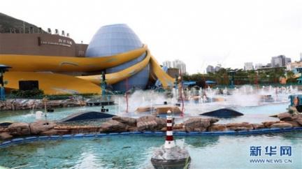 香港疫情趨緩 海洋公園18日二度重開