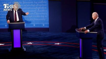 辯論耍嘴皮無用? CNN民調:六成認拜登勝川普