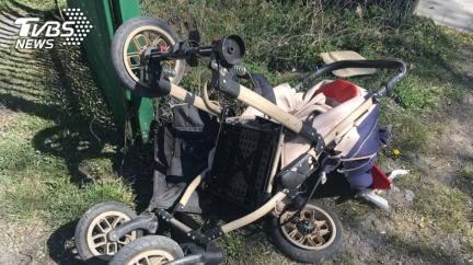 糊塗媽忘煞嬰兒車! 5個月嬰滑下山被撞飛15M慘死