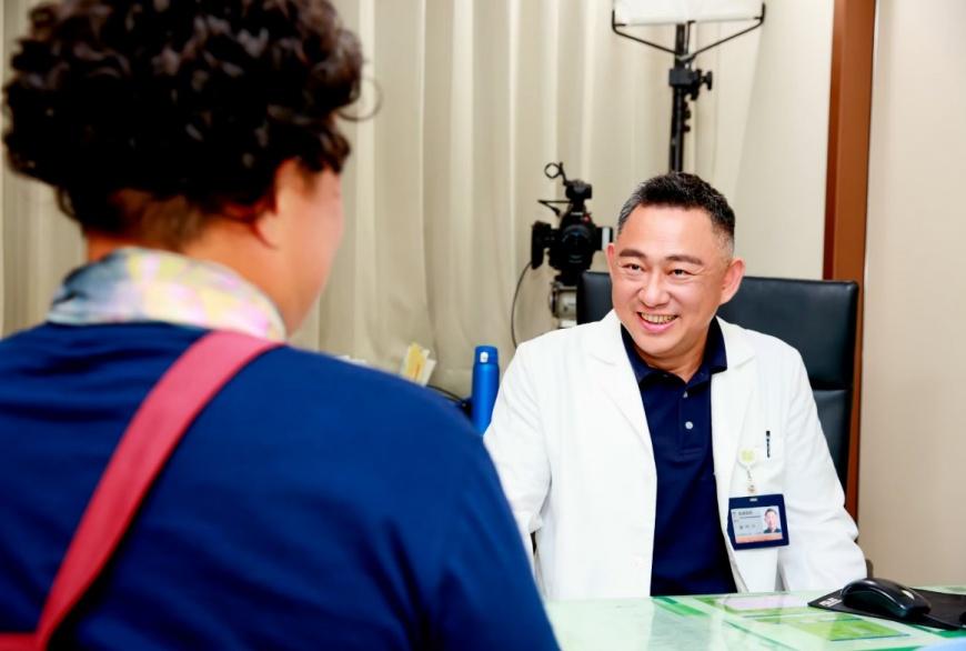 圖/金門縣政府提供 銀髮族就醫更便利,阿浯重磅行銷老人整合門診