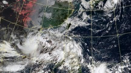 「蓮花」颱風生成!專家曝又有2熱帶擾動恐接力成颱