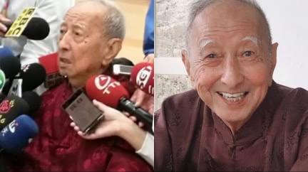 喪妻後陷桃花劫6子女翻臉 司馬中原「中風失憶」近況曝