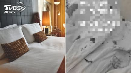 夫妻「闖紅燈」嗨2晚!床單、棉被全血跡 民宿管家嚇傻