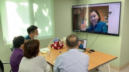失散44年!美籍韓裔女「跨海視訊」重逢家人