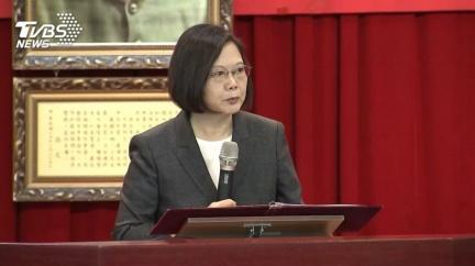 長榮女大生在台遇害 蔡英文向家屬、馬來西亞致歉