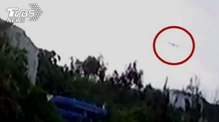 F-5E墜機前畫面曝光 「機頭朝上」朱冠甍曾奮力挽救