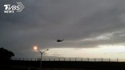 漏夜尋F-16飛官蔣正志 海空搜救畫面曝光