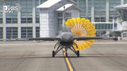 中共網軍散布F-16飛官投誠假訊息 國防部駁斥