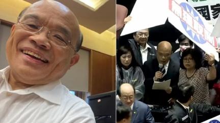國民黨新一代女戰神曝!對蘇貞昌「機關槍連砲」30分鐘