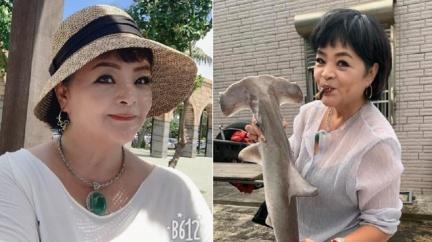女星罹癌爆瘦28公斤 放低身段「遊覽車叫賣」慘遭欺凌