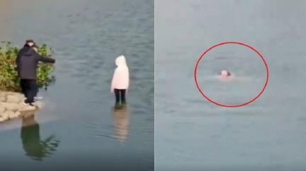 5警不會游泳救援失敗 目睹少女「滅頂溺死」畫面全都錄