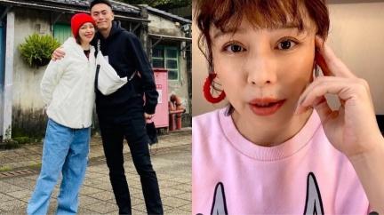 徐若瑄怪病纏身疑罹癌 尪火速「隔離出關伴愛妻」