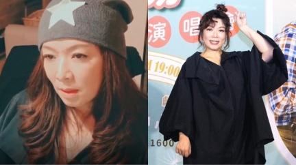 婚變後憂鬱症惡化 趙詠華「暴肥30KG」淚嘆不敢再愛
