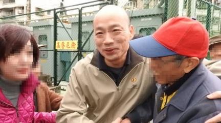 遭爆55%參戰黨魁!韓國瑜暗訪「獄中藍營大老」早鋪路