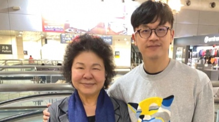 陳菊、焦糖哥哥車站未戴口罩 藍:防疫破口