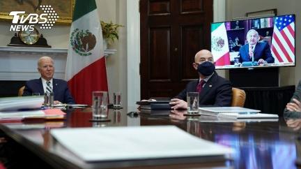 墨國總統向拜登商借疫苗 白宮:美國得先自保