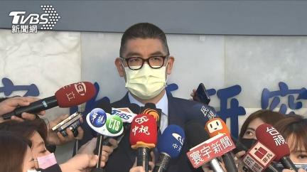 連勝文表示民主直選跟普選是大部分香港人的期待,認為大陸當局應再思考。(圖/TVBS) 港人期待民主直選 連勝文:大陸當局應再思考