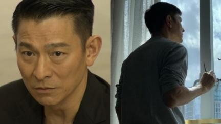 劉德華公開隔離生活 59歲「高清容顏」震撼粉絲
