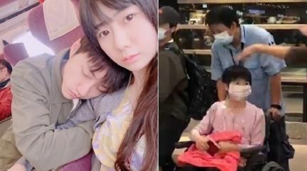 發聲明揭「母回日本」主因 福原愛喊話尪:小孩最重要