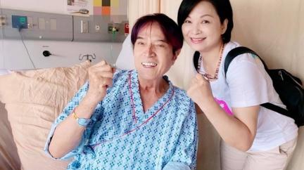 88歲歌王「血管破裂命危」瘦11公斤 搶救半月近況曝