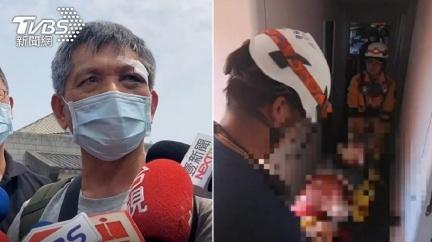 太魯閣最小死者4歲!阿公不放棄CPR淚喊:沒盡到責任